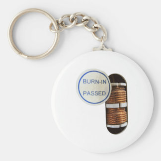 burn-in passed key chains