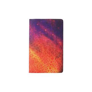 Burn up the Night Pocket Moleskine Notebook