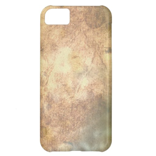 Burned Parchment iPhone 5C Covers