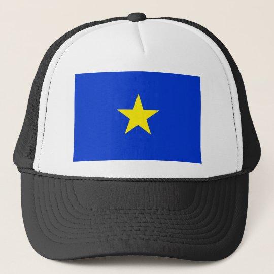 Burnet Flag (Texas 1836) Cap