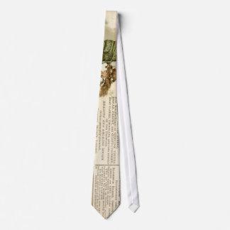 Burnet's Specialities Tie