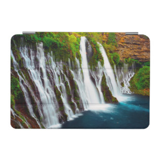 Burney Falls, Mcarthur-Burney Falls Memorial iPad Mini Cover