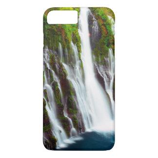 Burney Falls, Mcarthur-Burney Falls Memorial iPhone 8 Plus/7 Plus Case