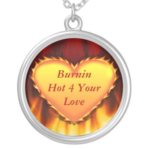 Burnin Hot 4 your love Jewelry