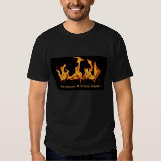 Burnin' TAFF Tshirts