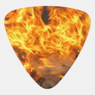 Burning Brush Plectrum