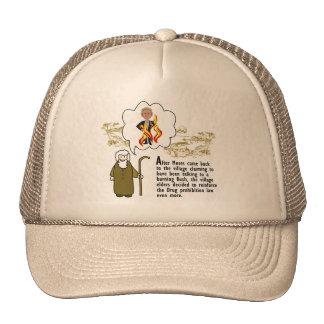 Burning Bush Trucker Hat
