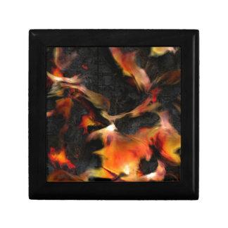 Burning Flames Gift Box