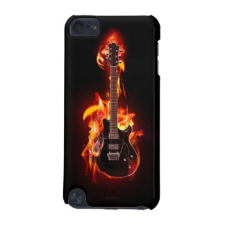 Burning Guitar iPod Touch 5G Case