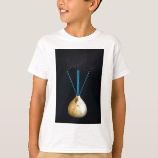 Burning Incense Pot Smoking New Age Spiritual T-Shirt