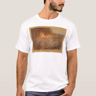 Burning of San Francisco April 18-20, 1906 (1596A) T-Shirt