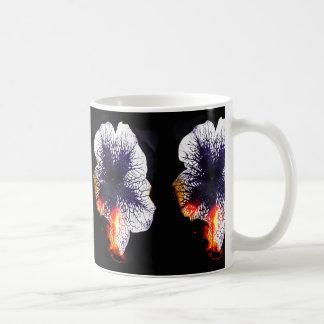 Burning Petunia Mug