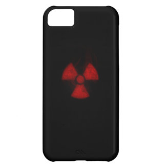burning radioactive iphone case case for iPhone 5C