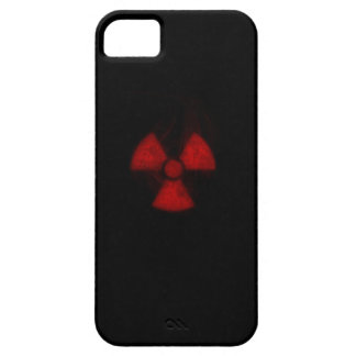 burning radioactive iphone case case for the iPhone 5