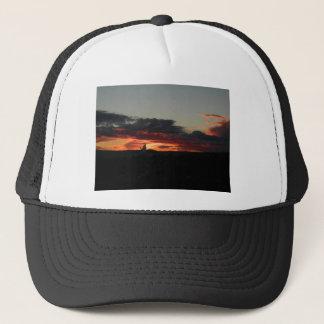Burning Sky Trucker Hat