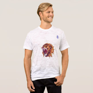 Burnout T-shirt Lion