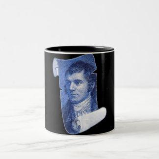 Burns Portrait Coffee Mugs