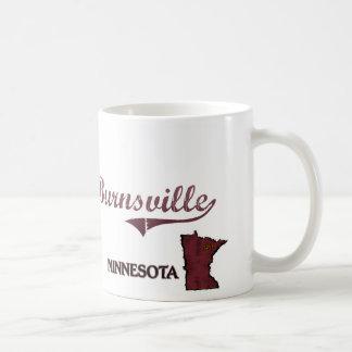 Burnsville Minnesota City Classic Coffee Mug