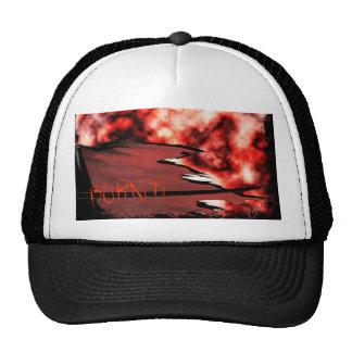 Burnt 1 hats
