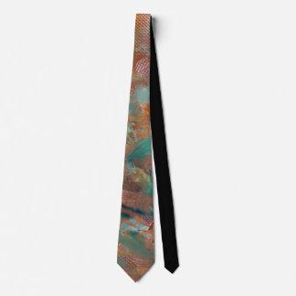 Burnt Copper Urban Hype Tie