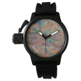 Burnt Copper Urban Hype Watch