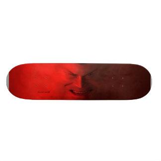 burnt-earth Come To Dubya Custom Skateboard
