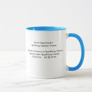 Burnt Island Lighthouse-Mug Mug
