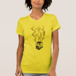 Burnt  Ladies T-Shirt