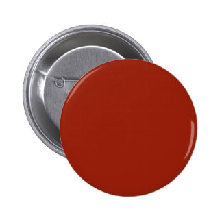 Burnt Orange 6 Cm Round Badge