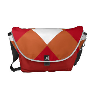 Burnt Orange Maroon Bag Messenger Bags
