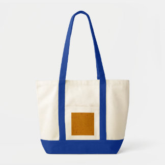 Burnt Orange Papyrus Impulse Tote Bag