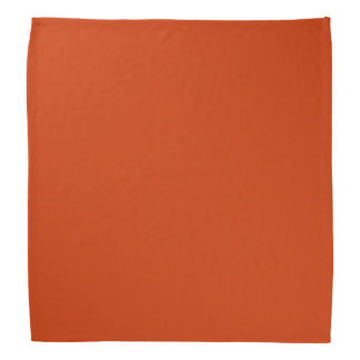 Burnt Orange Template Do-rags
