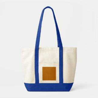 Burnt Orange Impulse Tote Bag