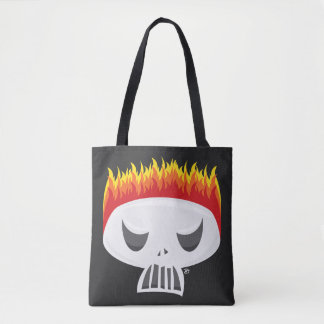 Burnt Out - Tote Bag