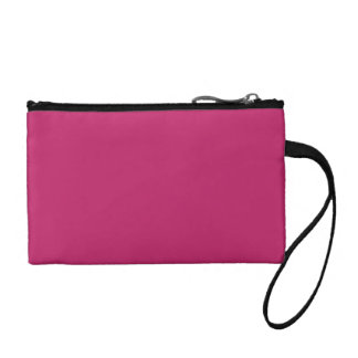 Burnt Pink Coin Purse