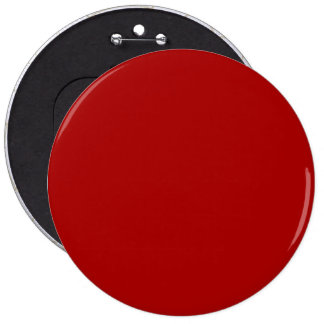 Burnt Red Pinback Buttons