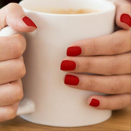 Burnt Red Minx ® Nail Wraps