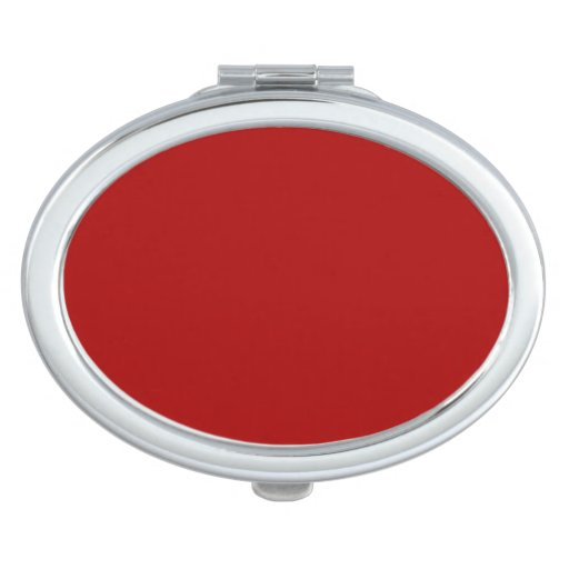 Burnt Red Mirrors For Makeup