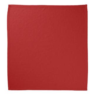 Burnt Red Bandana