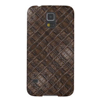 Burnt Rustic Leather Case
