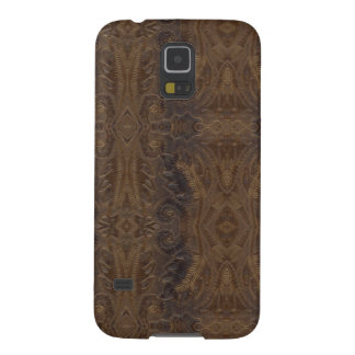 Burnt Rustic Leather Case 10