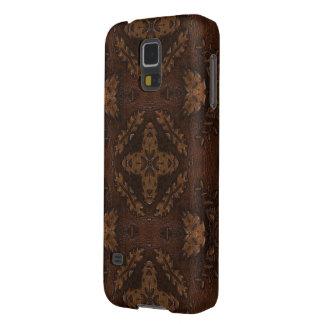 Burnt Rustic Leather Case 6