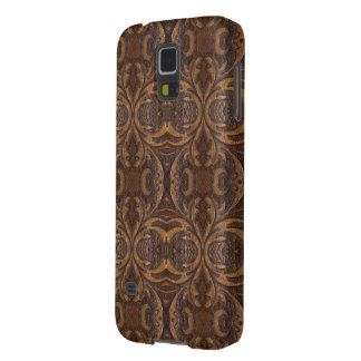 Burnt Rustic Leather Case 7