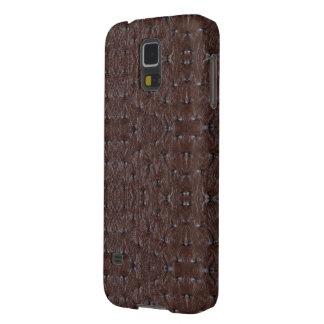 Burnt Rustic Leather Case 8