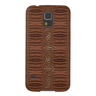 Burnt Rustic Leather Case 9