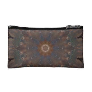 Burnt Tin Star Cosmetic Bag