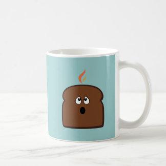 Burnt Toast Basic White Mug