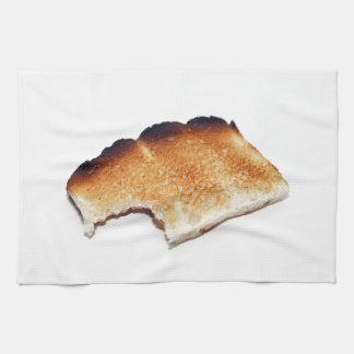 Burnt Toast Kitchen Dish Towel
