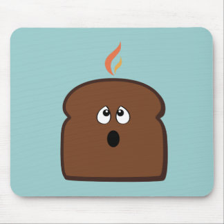 Burnt Toast Mouse Mat