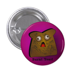 Burnt Toast Official Button